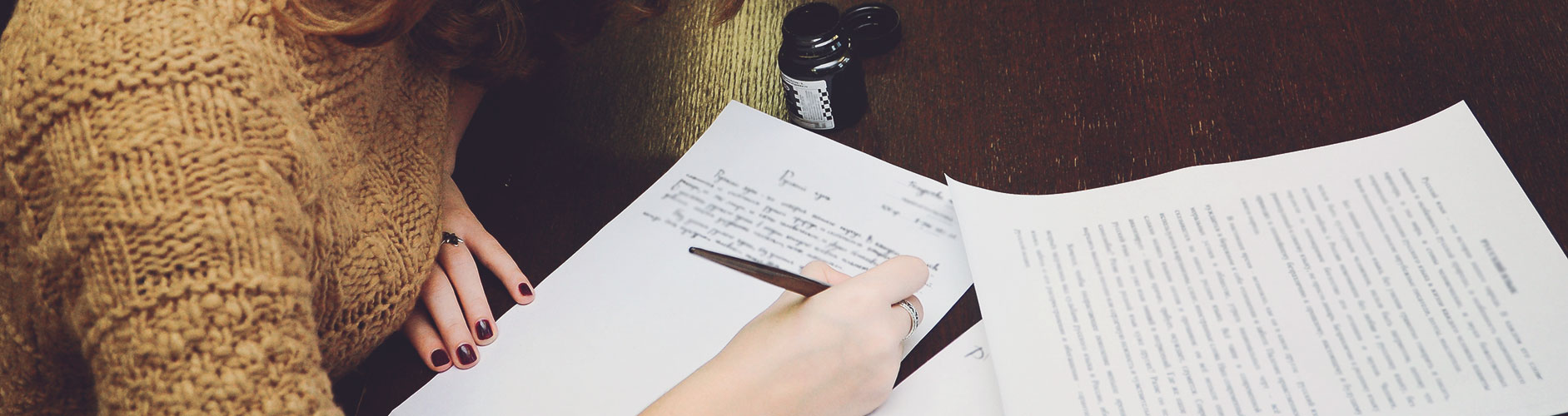 note-writing