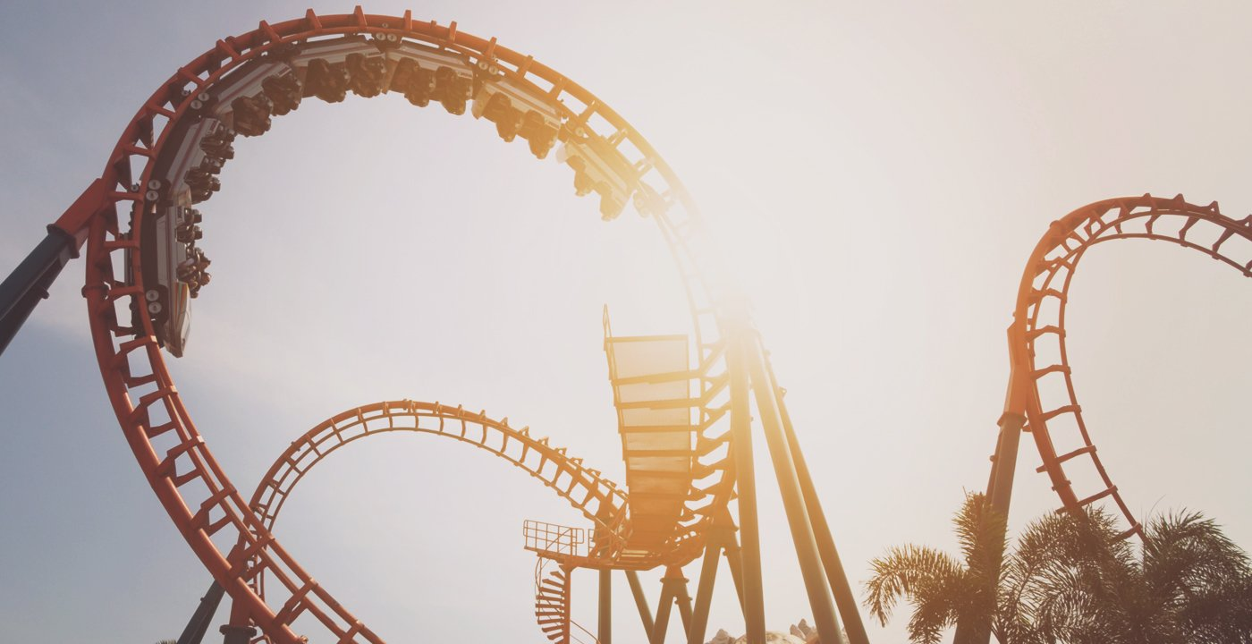 How to Step Off the Emotional Roller-Coaster